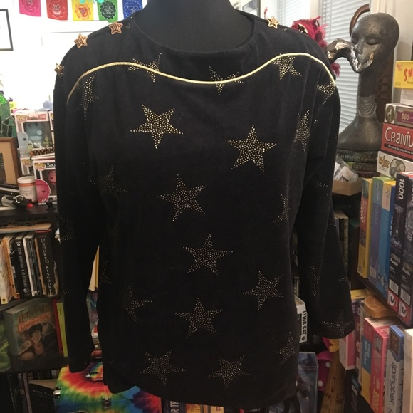 Cache Tops - Star studded Cache top | XL